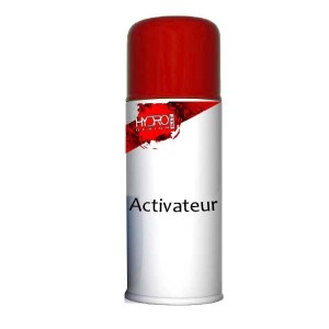 activateur pour film hydrographique soluble