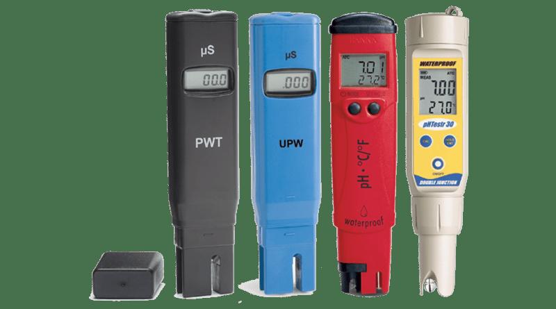Comment mesurer le taux de pH de l'eau