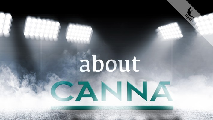 About CANNA Products