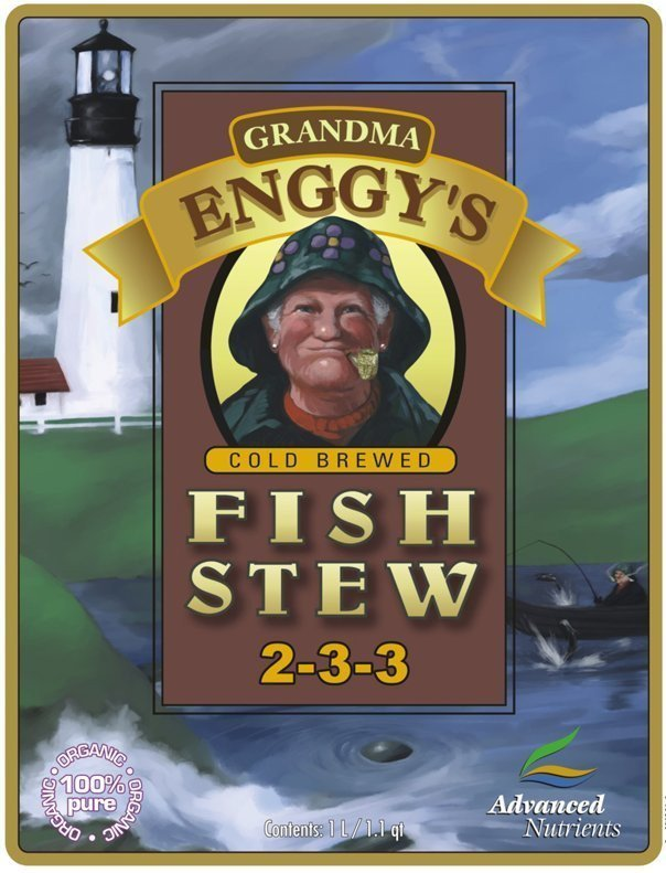 Advanced Nutrients Grandma Enggy's Fish Stew