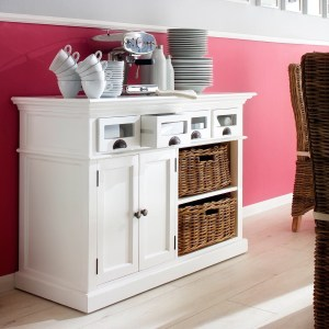 White kitchen furniture