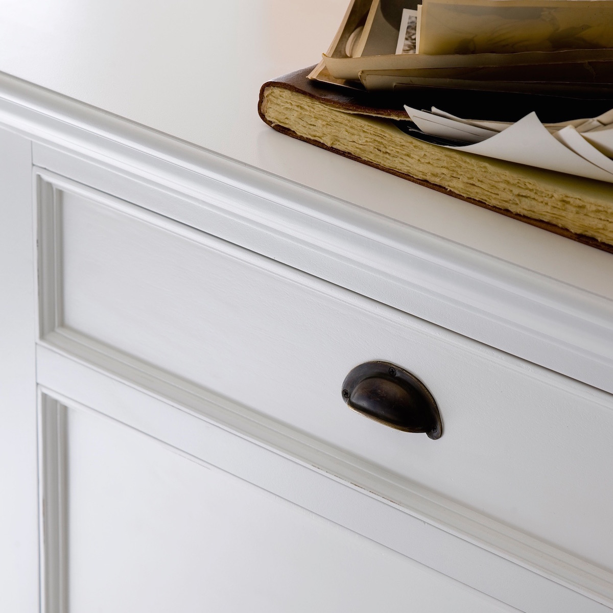 The Halifax Family – a classic collection of white furniture