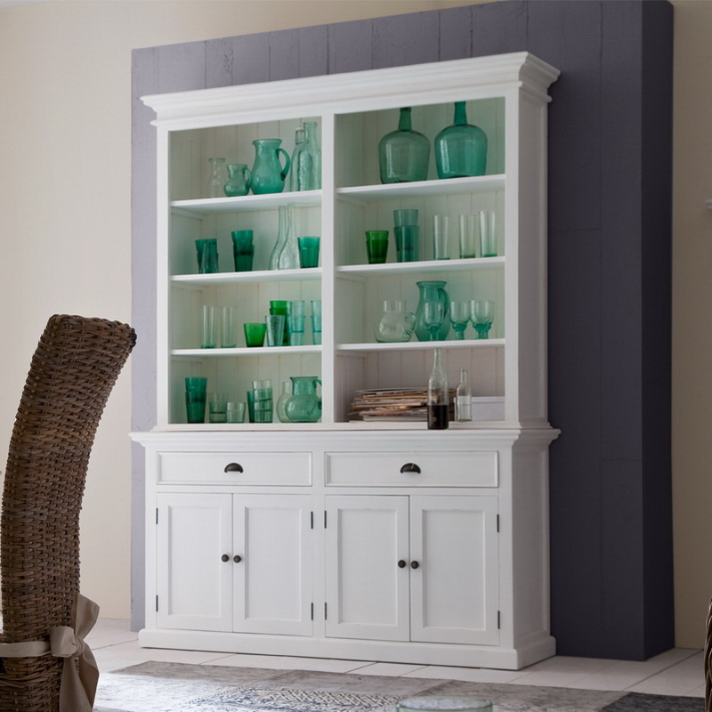 Halifax Hutch Bookcase Unit