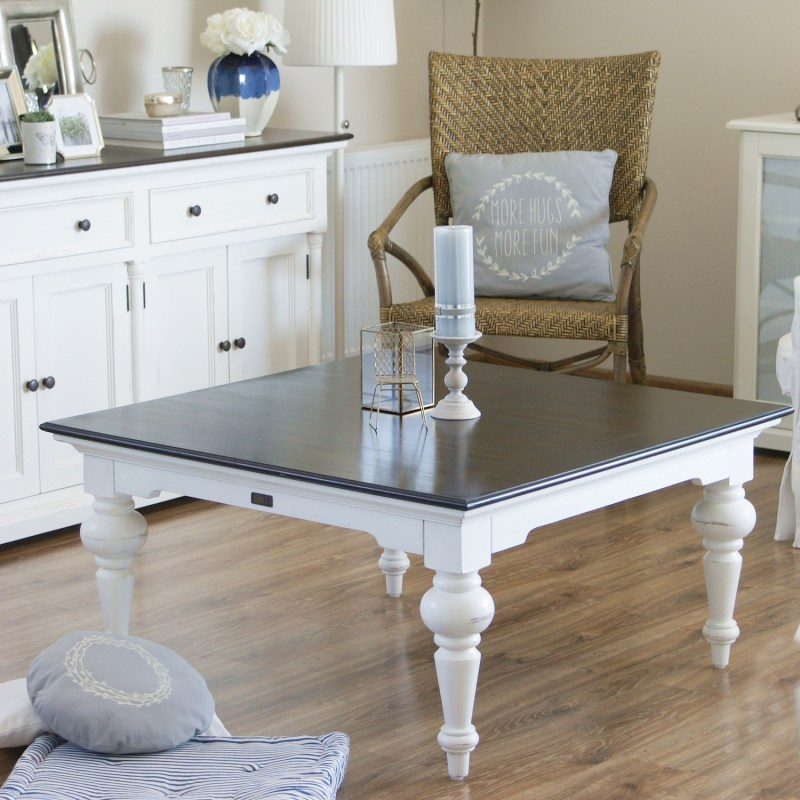 Provence Accent Square Coffee Table