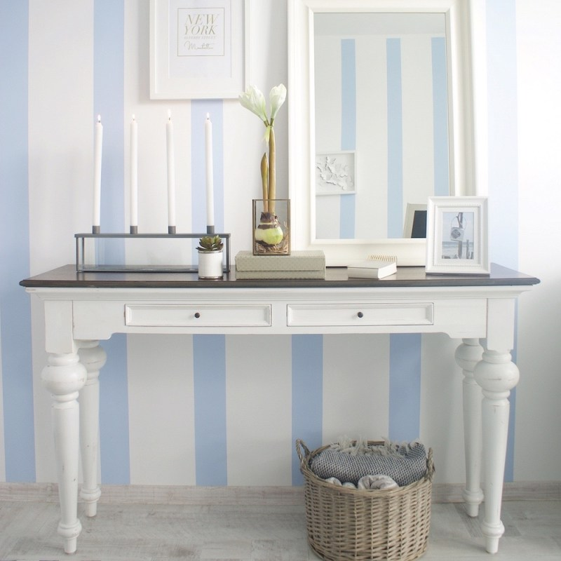 Provence Accent Console Table