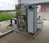 Demineralized water module
