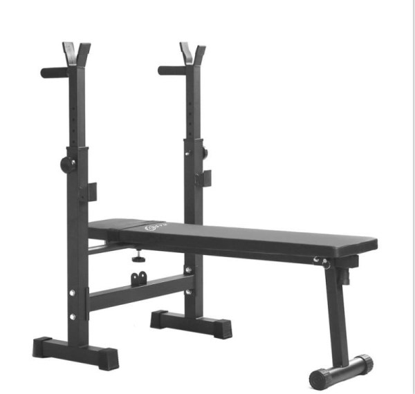 HyGYM folding weight bench