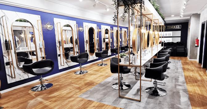 blog decoración iluminación las palmas peluqueria cecilio torres