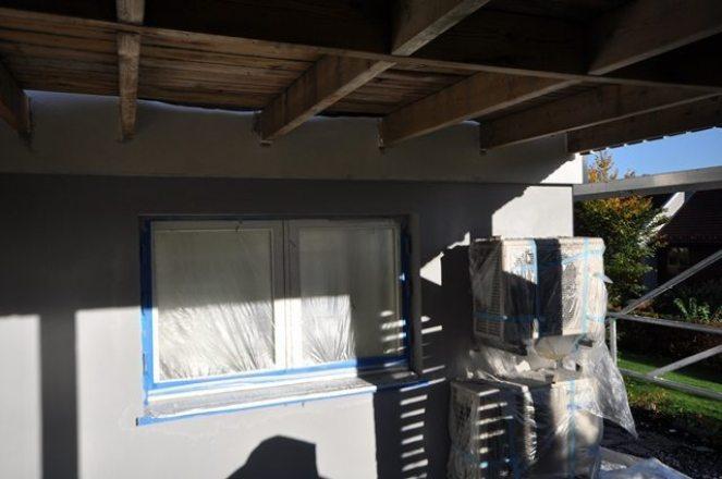 Underveis: Aircondition/veranda
