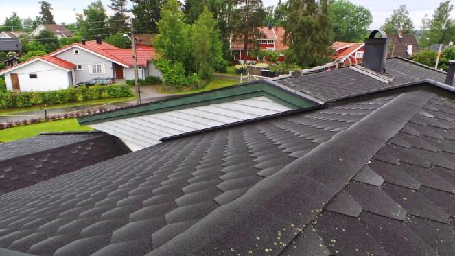 Før omlegging av tak