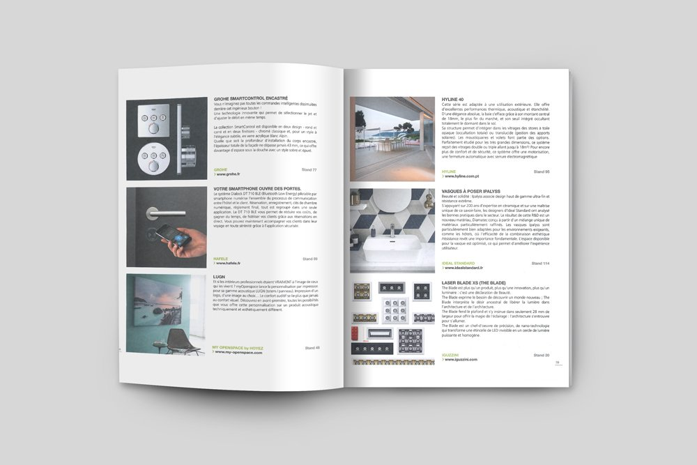 hyline presse book