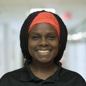 Ms. Pearson, CMS Teacher