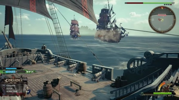 pirate ship battle game # 26