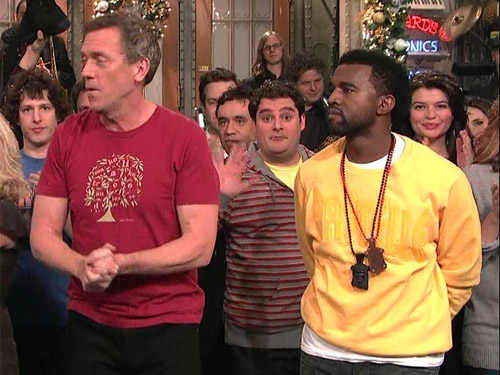 You Might have seen Kanye wearing his soon to be released clothing on SNL.