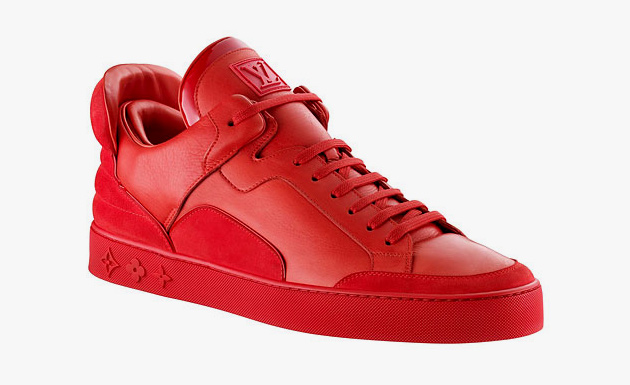 kanye-west-louis-vuitton-sneakers Kanye West for Louis Vuitton Sneaker