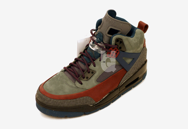 nike air jordan spizike boot 2 Air Jordan Spizike Boot Samples