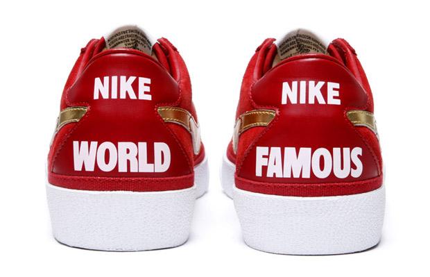 supreme nike bruin world famous 01 Supreme x Nike SB World Famous Bruin