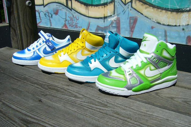 nike womens spray paint pack 1 Nike Womens Spray Paint Pack