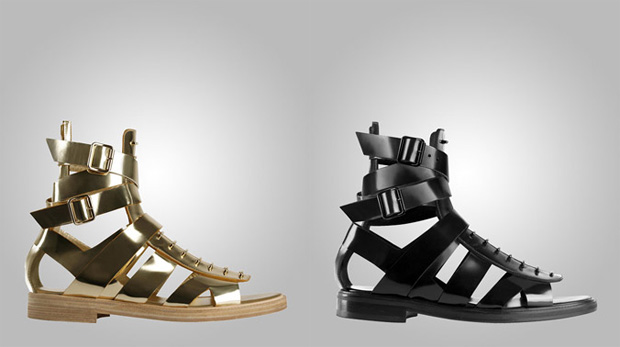 givenchy 2010 spring summer footwear accessories 4 Givenchy 2010 Spring/Summer Footwear and Accessories