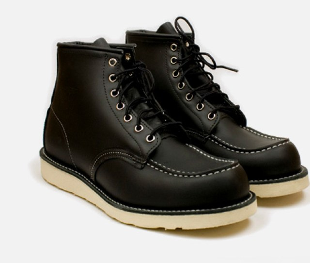 Red Wing  Classic Mod Boot