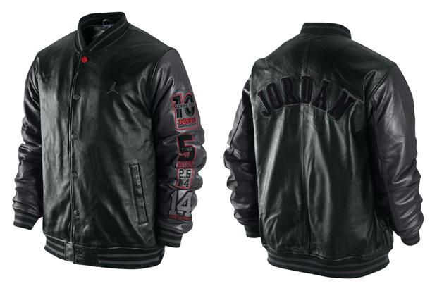 michael jordan hall of fame letterman jacket 1 Michael Jordan Hall of Fame Letterman Jacket