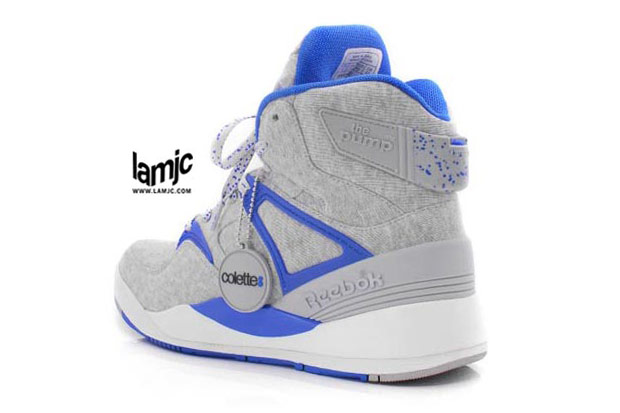 colette reebok pump 20th anniversary sneakers 2 colette x Reebok Pump 20th Anniversary Sneakers