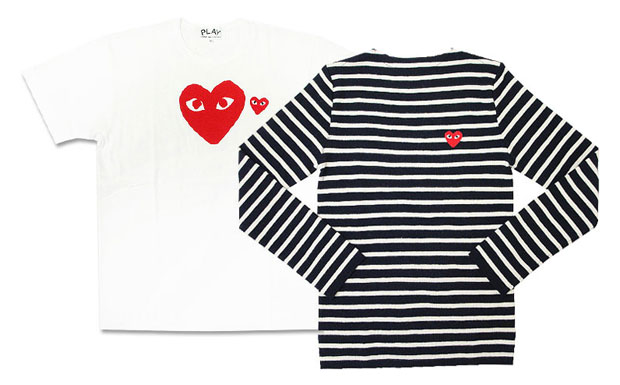 play comme des garcons october new release 1 PLAY COMME des GARCONS 2009 October New Releases