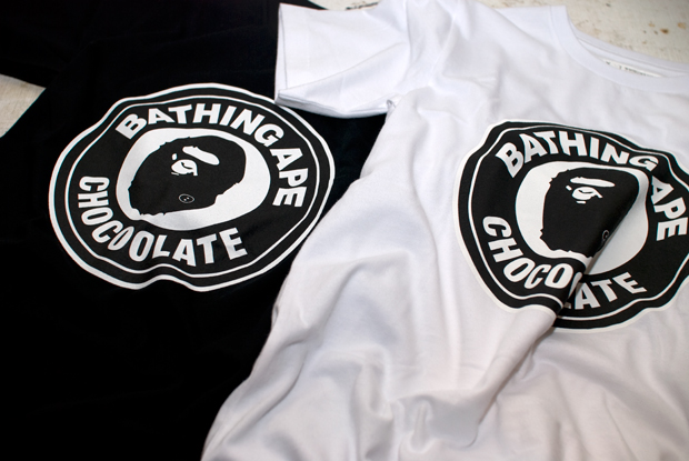 chocoolate 3rd anniversary bape bathing ape 2 Chocoolate 3rd Anniversary x A Bathing Ape Chocoolate Collection