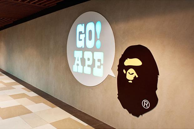 bape store singapore opening 9 BAPE STORE Singapore Opening