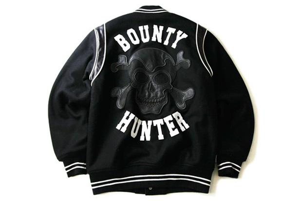 bounty hunter stadium jacket BOUNTY HUNTER Stadium Jacket