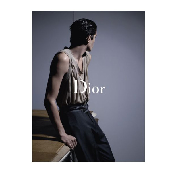 dior homme 2010 spring campaign karl lagerfeld 3 Dior Homme 2010 Spring Campaign by Karl Lagerfeld