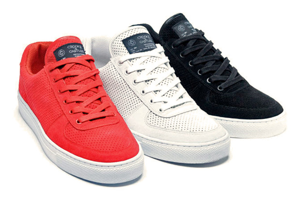crooks castles 2010 summer footwear isa Crooks & Castles 2010 Summer Footwear Collection   'Isa'