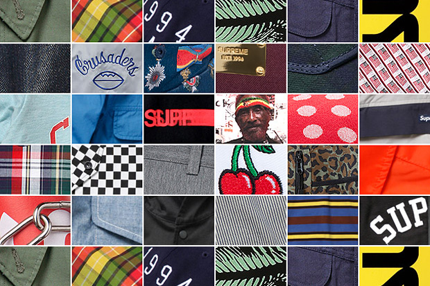 supreme 2010 spring summer collection 1 Supreme 2010 Spring/Summer Collection