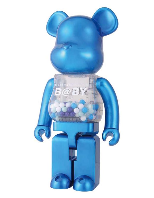 chiaki colette medicom toy 1000 bearbrick baby 2 Chiaki x colette x Medicom Toy My First Be@rbrick B@by 1000%