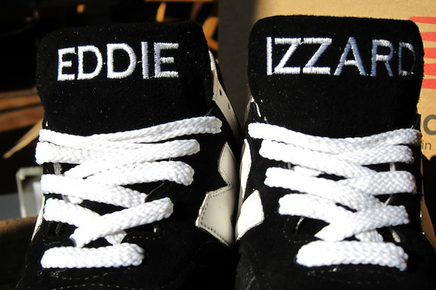 eddie lzzard new balance 576 2 Eddie Izzard x New Balance 576 Custom