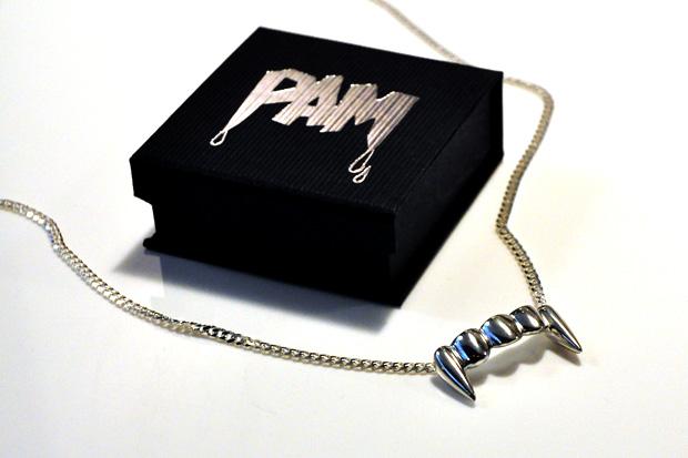 pam pam fangs necklace P.A.M. P.A.M. FANGS Necklace