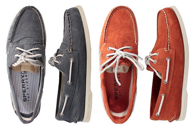 sperry top sider 2 boat shoes 2 Sperry Top Sider 2 Eye Boat Shoes