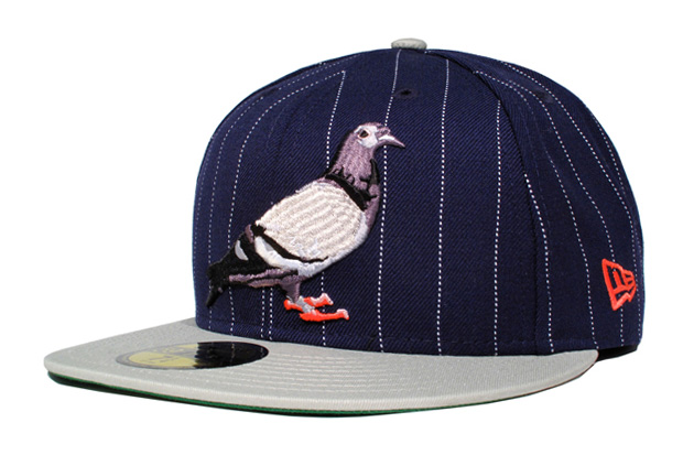staple new era 2010 ss pigeon caps 2 Staple x New Era 2010 Spring/Summer Pigeon 59FIFTY Fitted Caps