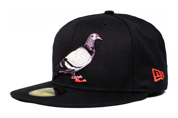 staple new era 2010 ss pigeon caps 3 Staple x New Era 2010 Spring/Summer Pigeon 59FIFTY Fitted Caps