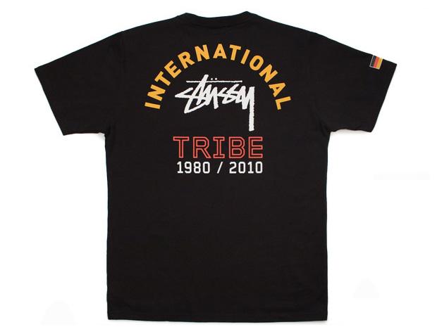 stussy firmament 30th anniversary tshirt 5 Stussy x Firmament 30th Anniversary Tee