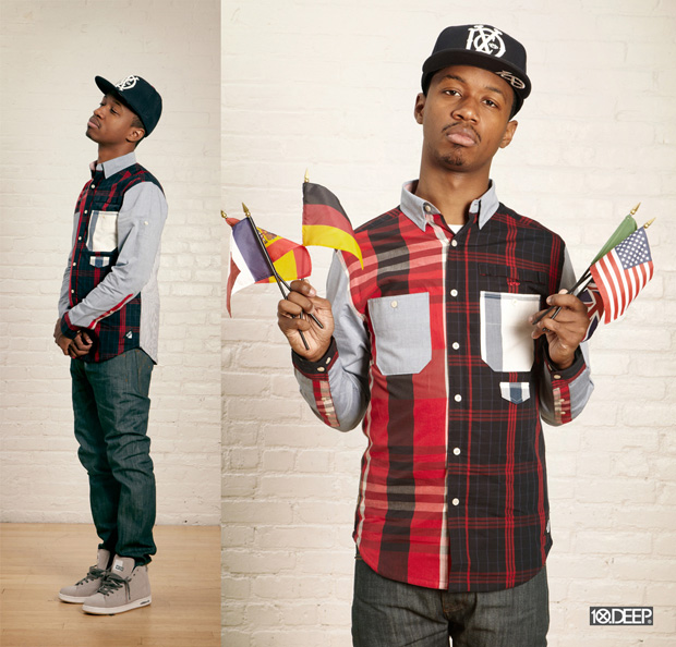 10 DEEP 2010 Lookbook - 2 - CurT@!n$
