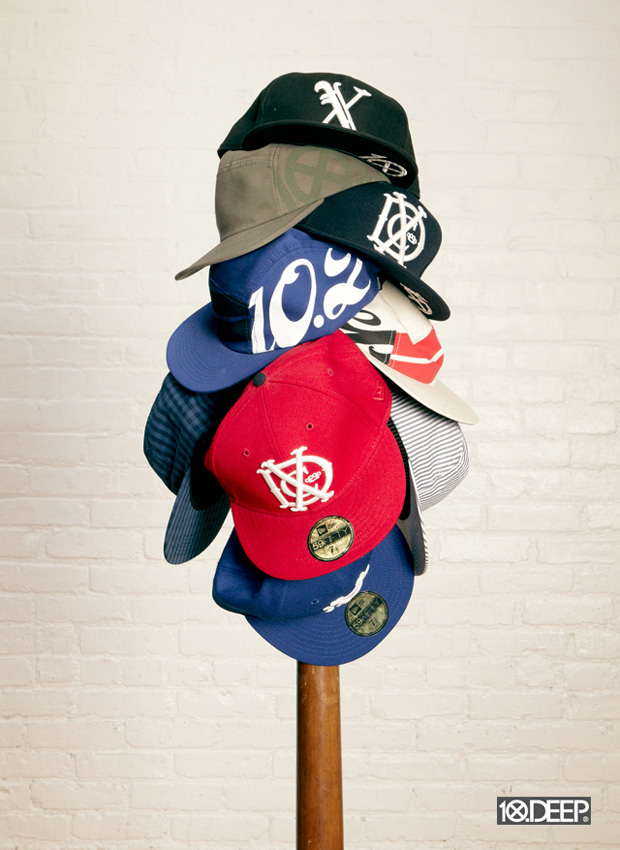 10 DEEP 2010 Lookbook - hats
