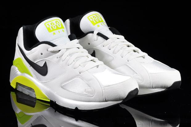 nike 2010 spring air max neon 180 Nike 2010 Spring Air Max 180