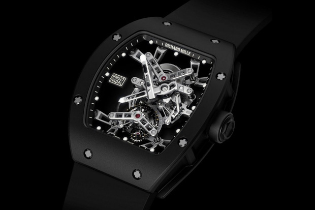 rafael nadal richard mille mr027 tourbillon Rafael Nadal x Richard Mille RM027 Tourbillon