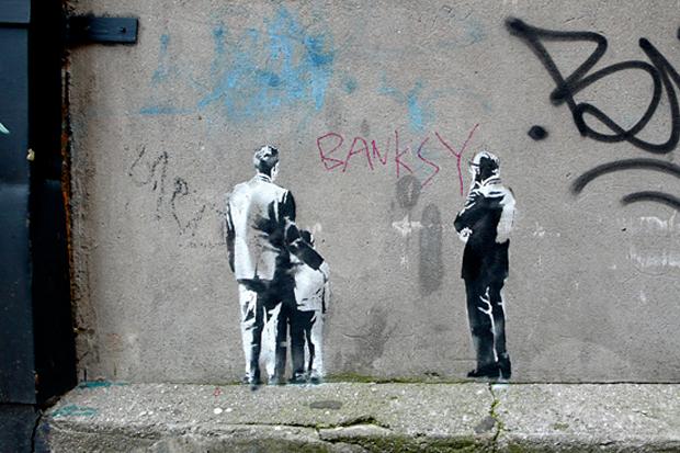 banksy in toronto 1 Banksy in Toronto