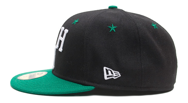 hall of fame huf hella fame fitted caps 3 Hall of Fame x HUF Hella Fame Fitted Caps