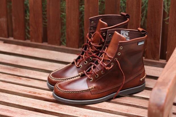 ronnie fieg sebago lighthouse boots 1 Ronnie Fieg for Sebago LightHouse Boots