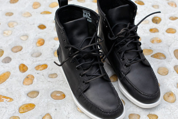ronnie fieg sebago lighthouse boots 2 Ronnie Fieg for Sebago LightHouse Boots