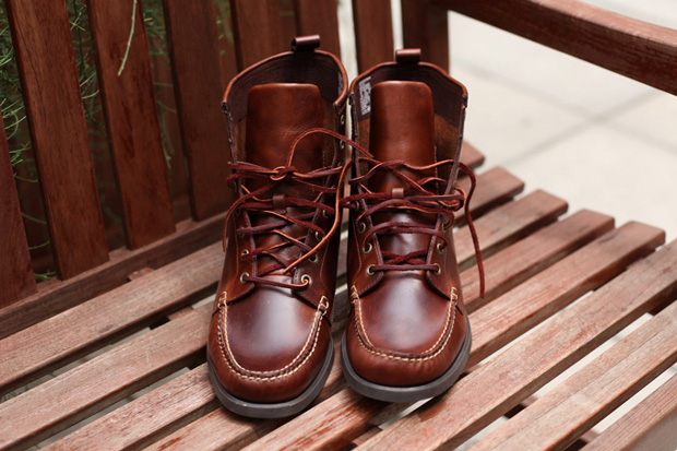 ronnie fieg sebago lighthouse boots 3 Ronnie Fieg for Sebago LightHouse Boots