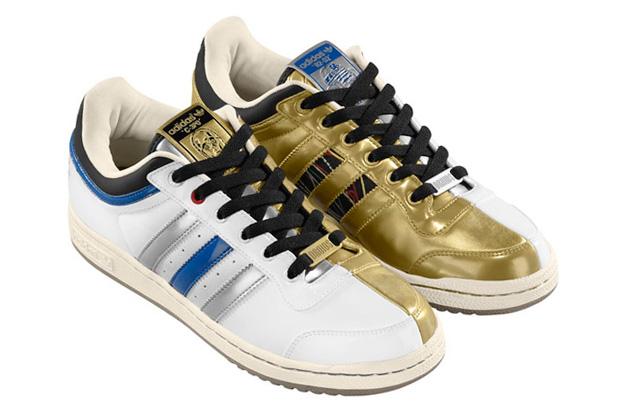 bd04bb167c Foram anunciados novos sneakers da coleção do Star Wars da Adidas